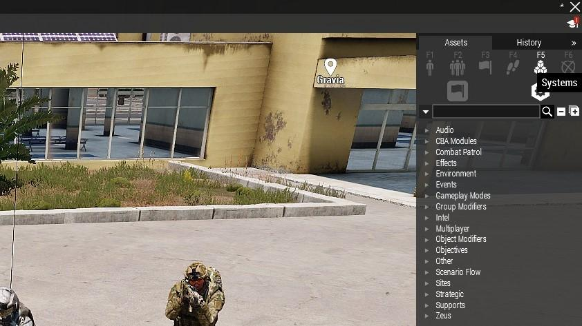 Arma 3 - How to Make a Simple Zeus Mission and Host It