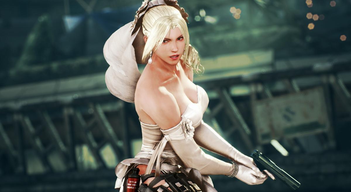 Tekken 7 Nina Williams