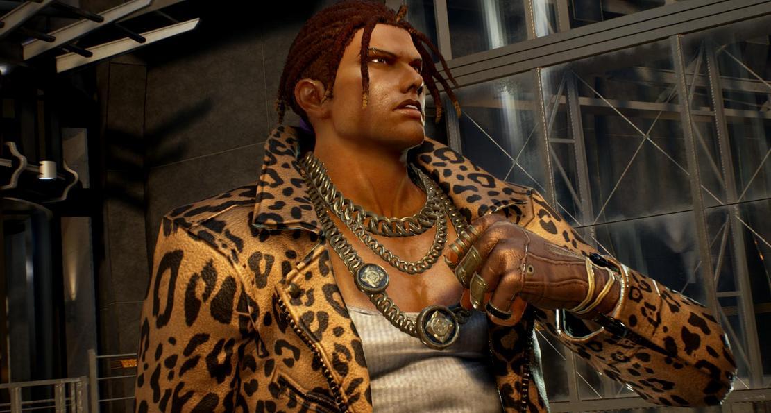 Tekken 7 Eddy Gordo
