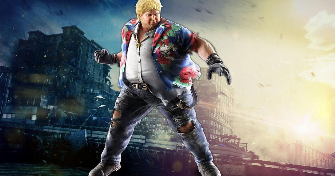 Tekken 7 Bob Richards