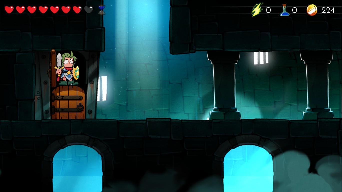 Wonder Boy: The Dragon's Trap - Gameplay Tips