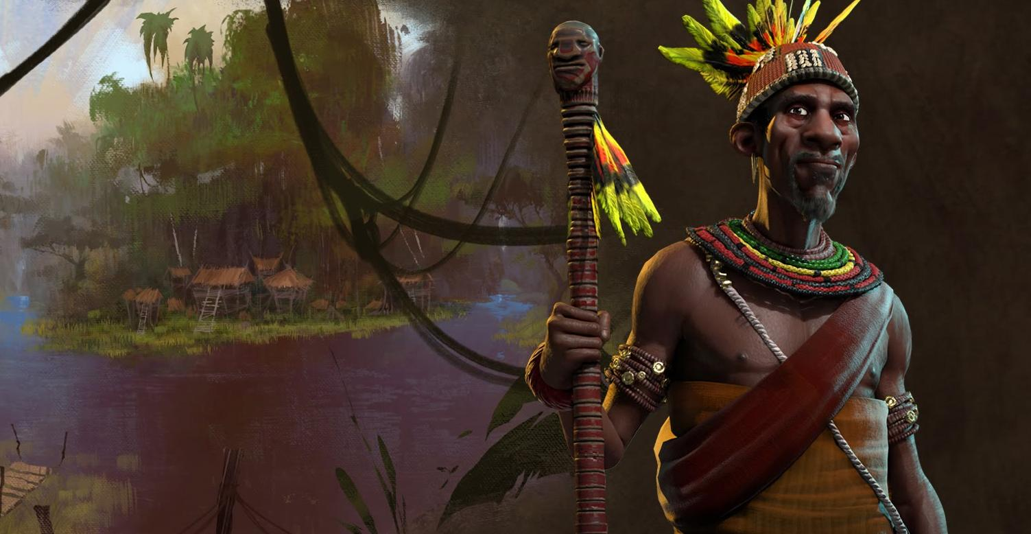 Civilization VI - How to Play Mvemba a Nzinga & The Kongo
