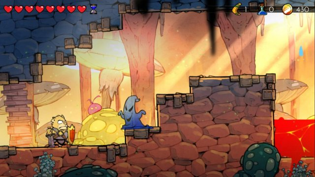 Wonder Boy: The Dragon's Trap - Gameplay Tips