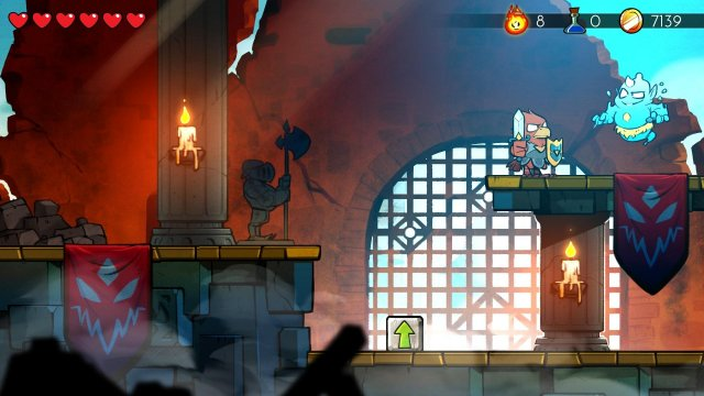 Wonder Boy: The Dragon's Trap - How to Be a Millionaire? Or Just Rich?