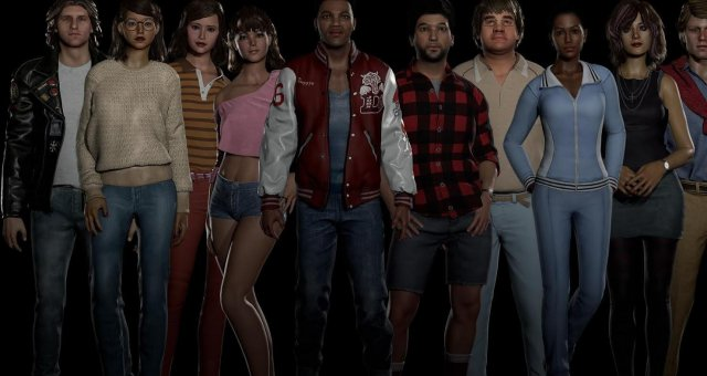Friday the 13th: The Game - Classes & Perks