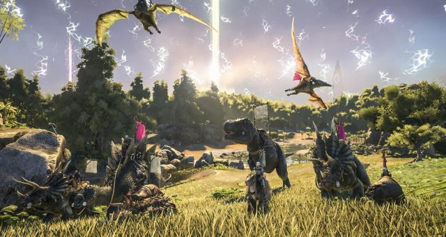 ARK: Survival Evolved - How to Merge Tribes?