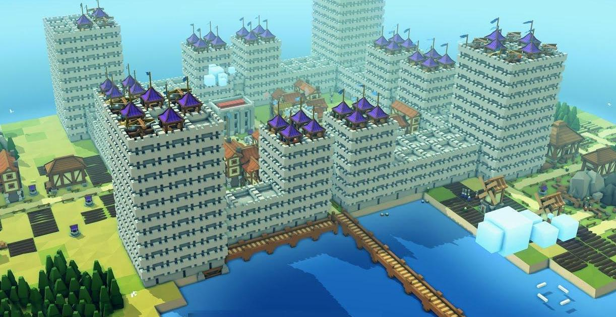 Kingdoms And Castles Extensive Guide On How To Build Efficiently