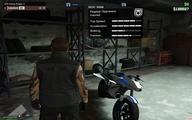 GTA 5 - Quick Guide for the Oppressor