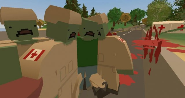 Unturned - Backpacks and Armor