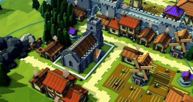 Kingdom Of Camelot City Building Guide