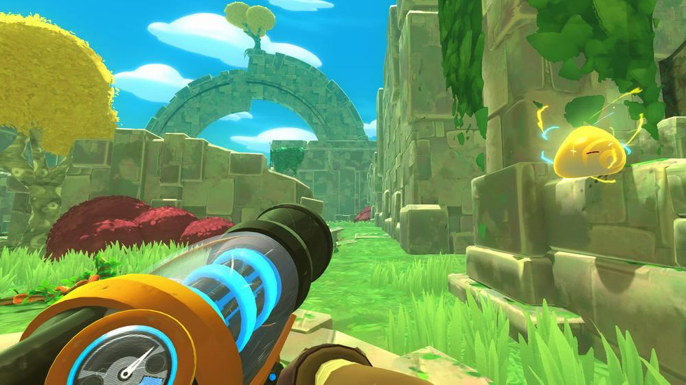 Slime Rancher - The Hunter Has Become    The Other Thing