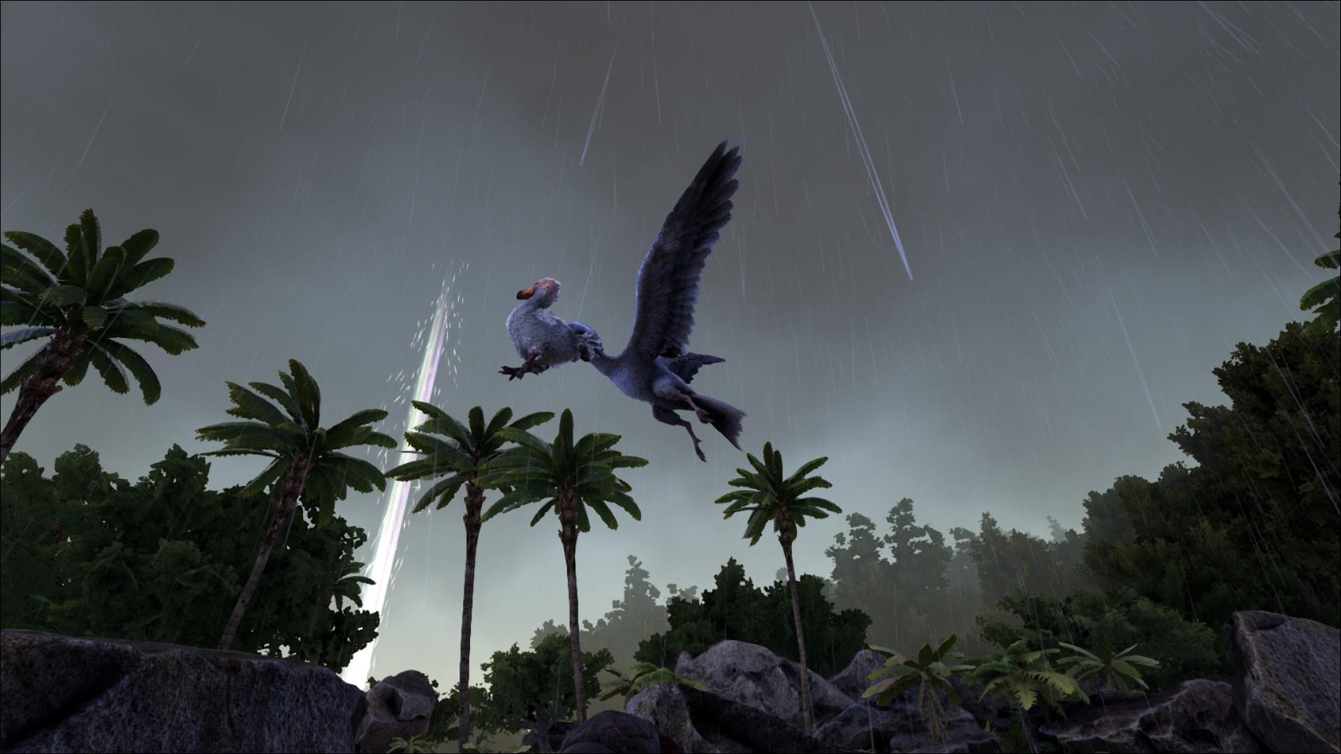 ark survival evolved   the ichthyornis everything you