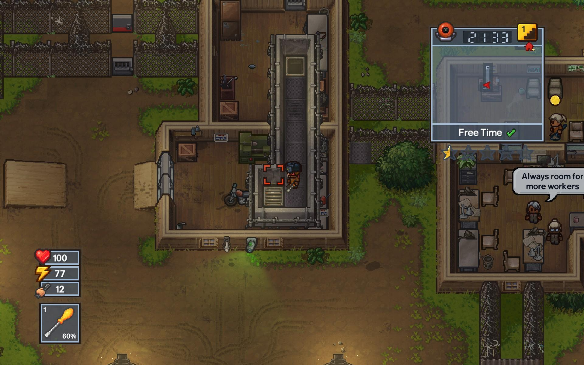 Escapists  How To Get Bed Sheets