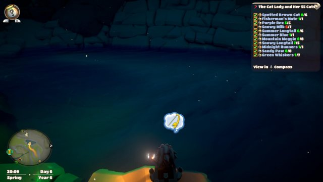 Yonder: The Cloud Catcher Chronicles - Master Angler Fishing Guide