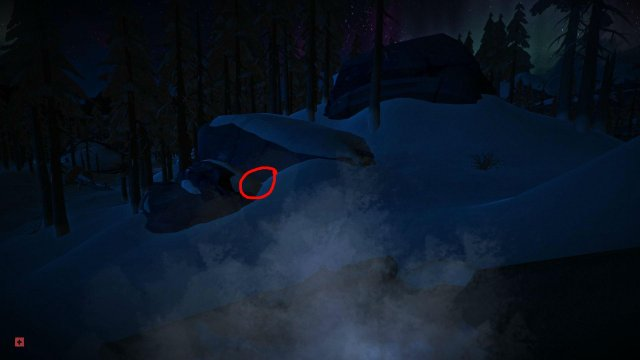 The Long Dark - Forest Talker Supply Cache (Hunting Lodge)