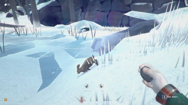 The Long Dark - Guide to Stone-based Rabbit Hunting