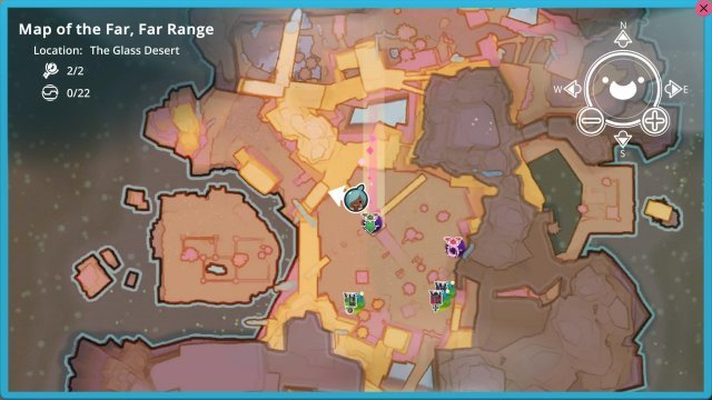 How To Unlock A Door >> Slime Rancher - Map Data Node Visual Location Guide