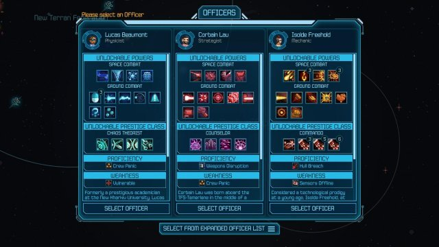 Halcyon 6: Lightspeed Edition - Officers Guide