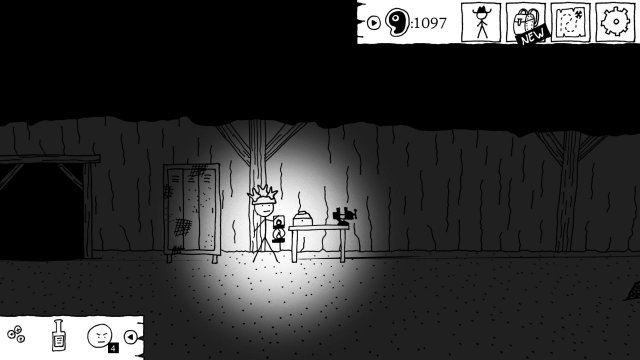 West of Loathing - Soupstock Lode Elevator