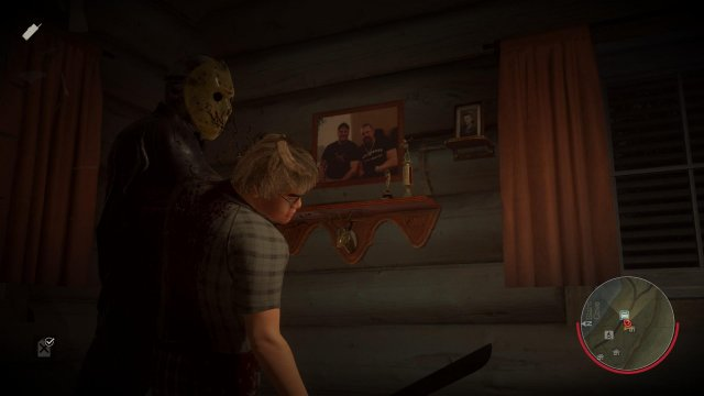 Friday the 13th: The Game - Jason's Second Shack: Where to Find It