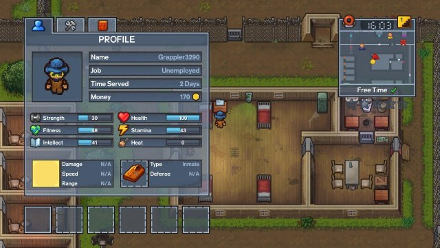 The Escapists 2 - How to Make Money Very Fast