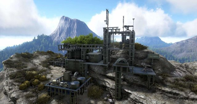 ARK: Survival Evolved - Official Maps