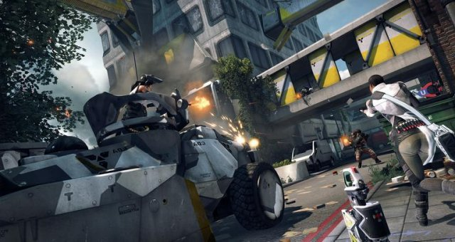 Dirty Bomb - How to Fight Javelin - A Quick and Detailed Guide