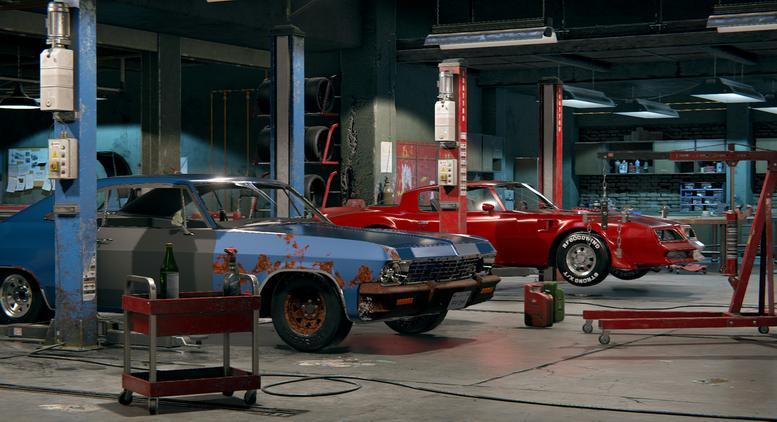 Car Mechanic Simulator  Buying Parking