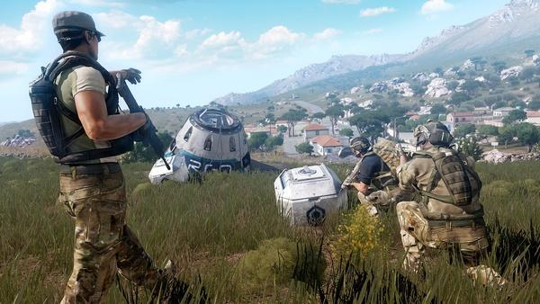 how to set gps location arma 3 exile
