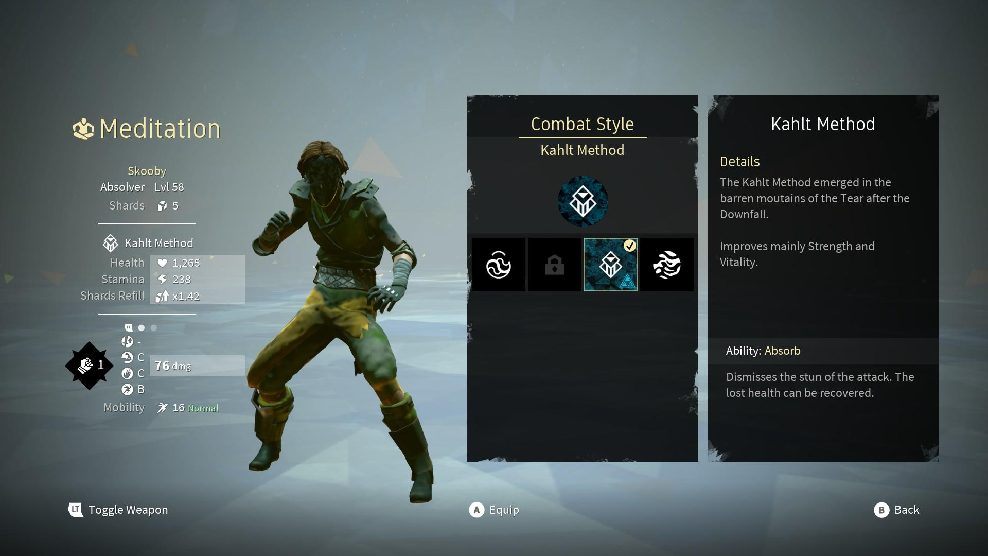 how to start a school in absolver