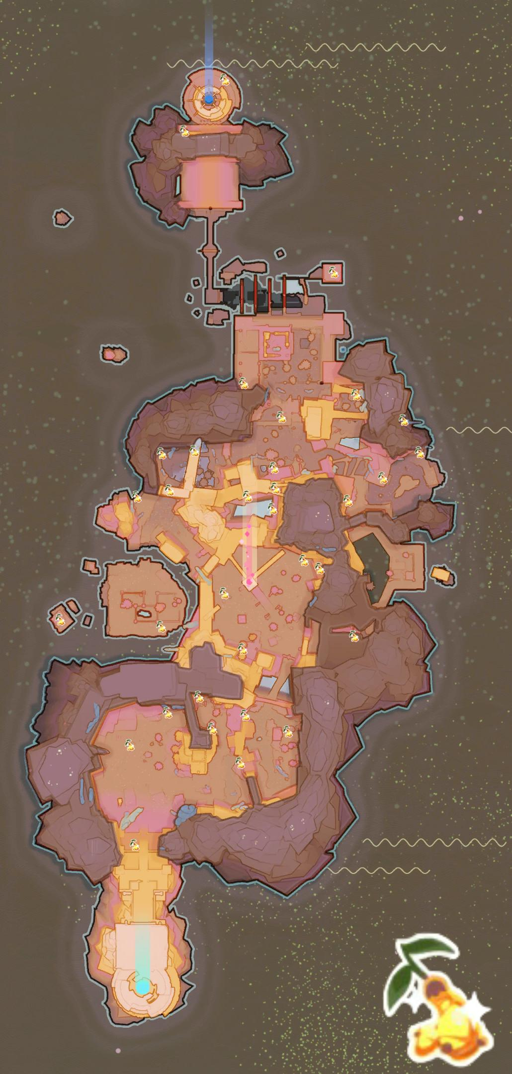 Slime Rancher - All Gilded Ginger Locations (Map)
