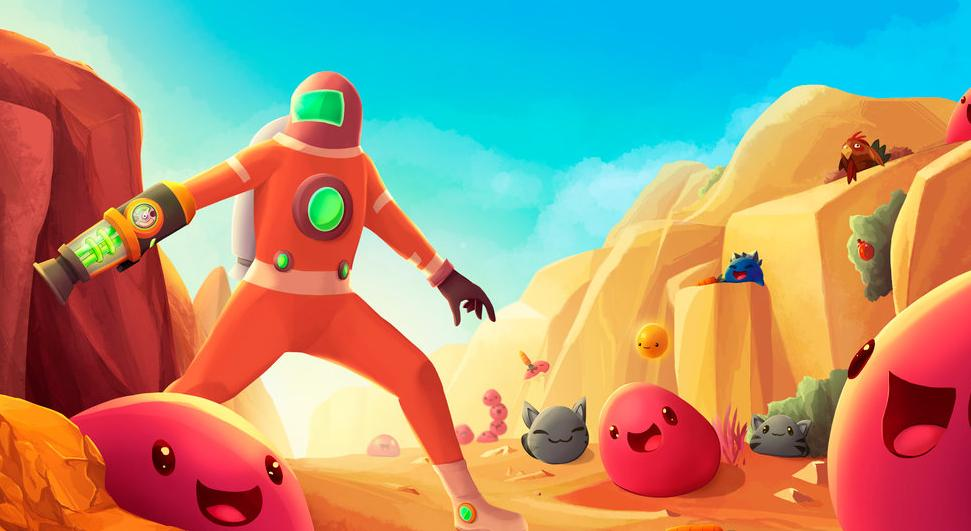 Slime Rancher - How to Unlock the Spring Pad