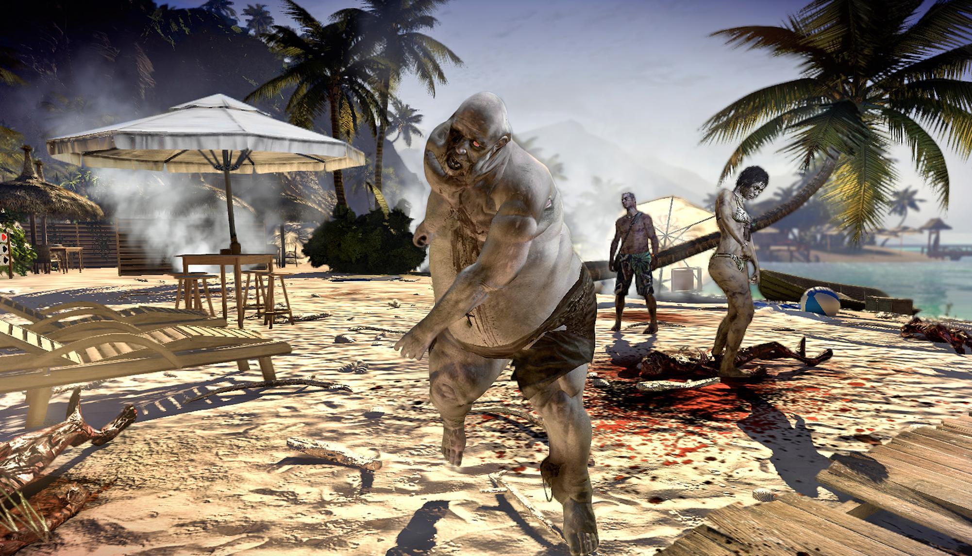 Dead Island Laboratory