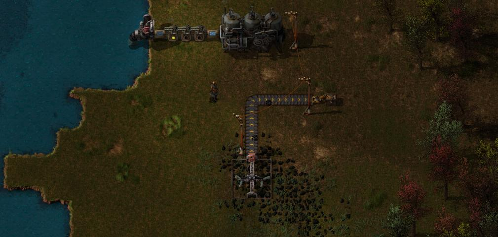 Factorio - Speakers Guide (Low on Fuel)