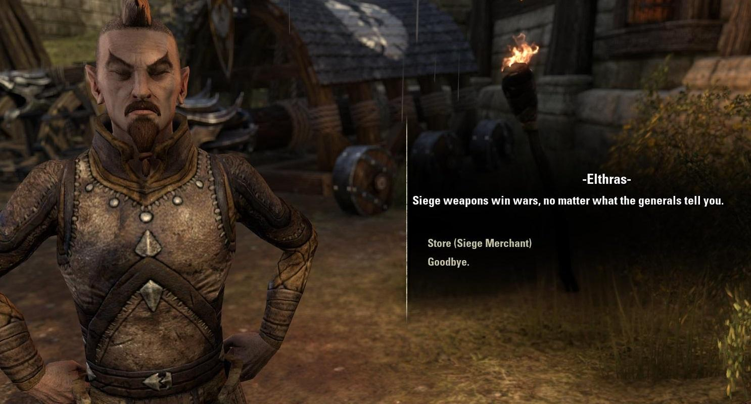 The Elder Scrolls Online Starters Guide To Cyrodiil