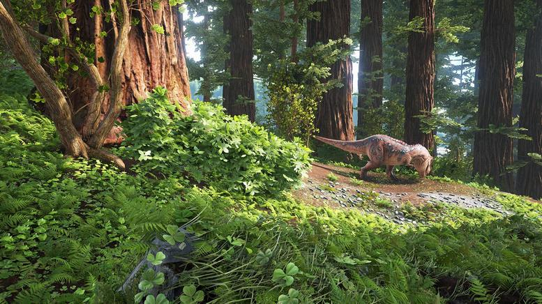 Ark The Center Karte.Ark Survival Evolved How To Survive In The Redwoods