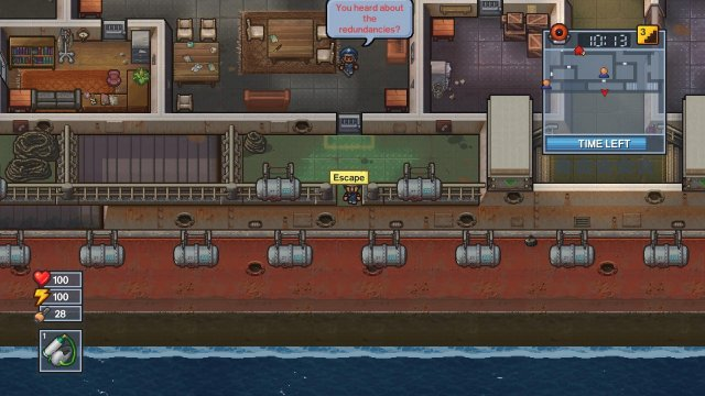 The Escapists 2 - How to Escape the H.M.S Orca
