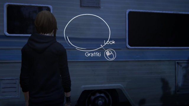Life is Strange: Before the Storm - All Graffiti Locations Episode #1