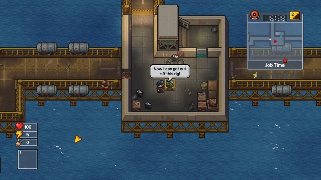 The Escapists 2 - How to Escape the H.M.P Offshore
