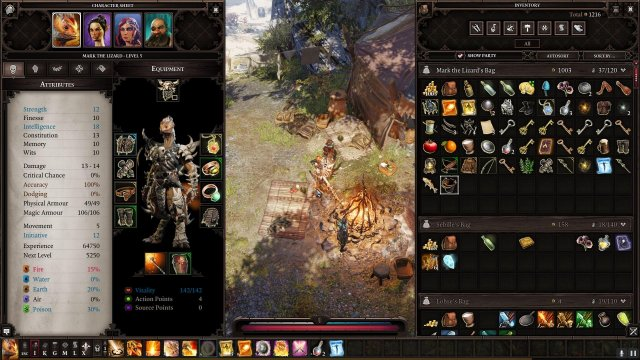 Divinity: Original Sin 2 - How to Steal