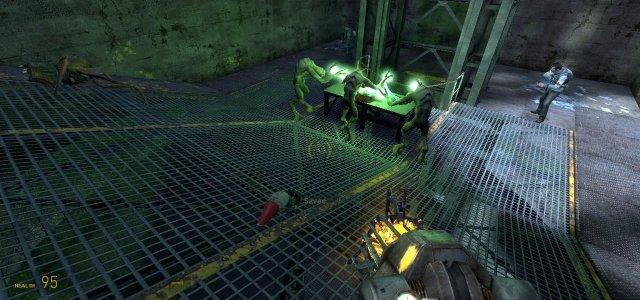 Half-Life 2 - How to Get the Little Rocket Man Achievement
