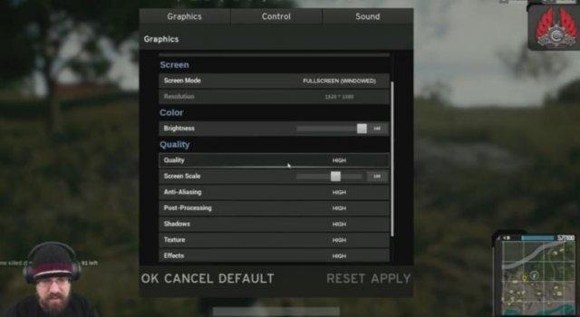 PUBG - Streamer & Pro Player Settings (Sensitivity & Graphics)