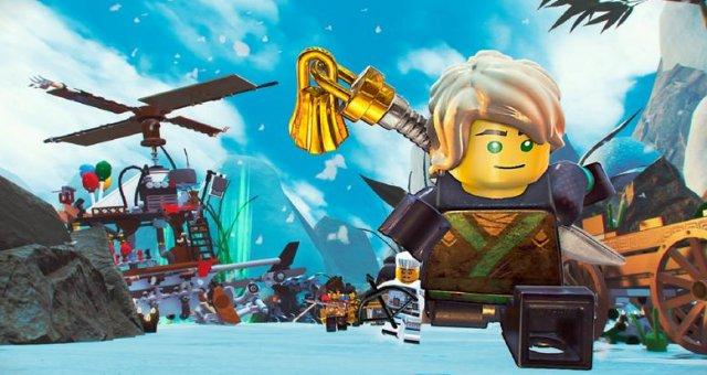 LEGO Ninjago - Full Walkthrough and Gold Bricks Guide