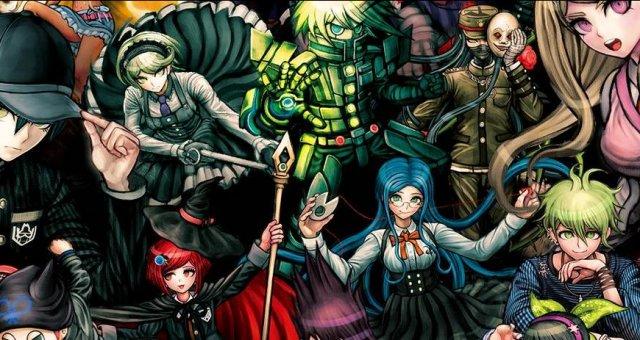Danganronpa V3: Killing Harmony - Hidden Monokumas (Chapter 1)
