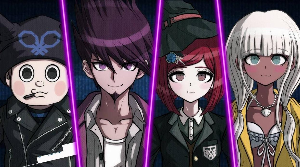 Danganronpa V3 Killing Harmony All Hangout Skills If your manga/comic is illustrated with crazy insane amount of details, then sturdy, steady, and simple panels will help to hold your content in place. danganronpa v3 killing harmony all