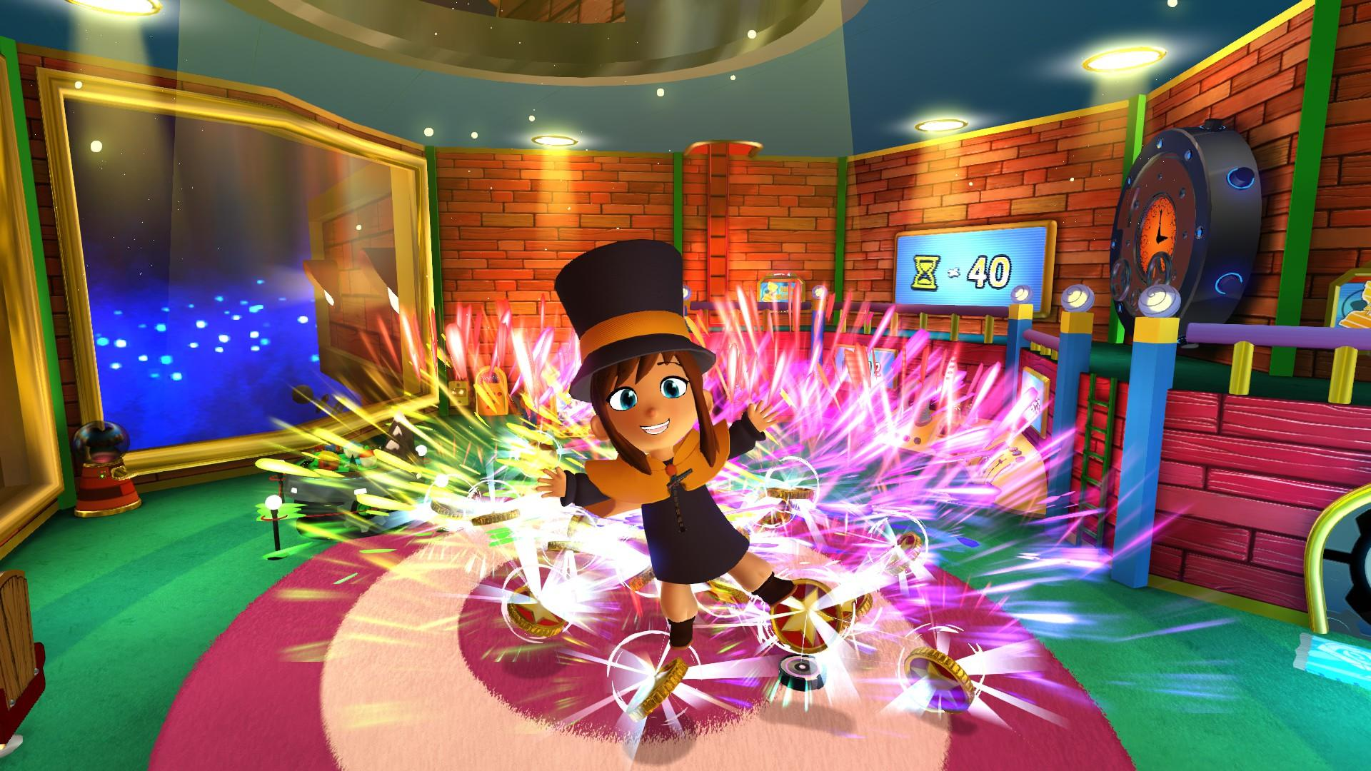 A Hat In Time How To Get All Roulette Items Cheat