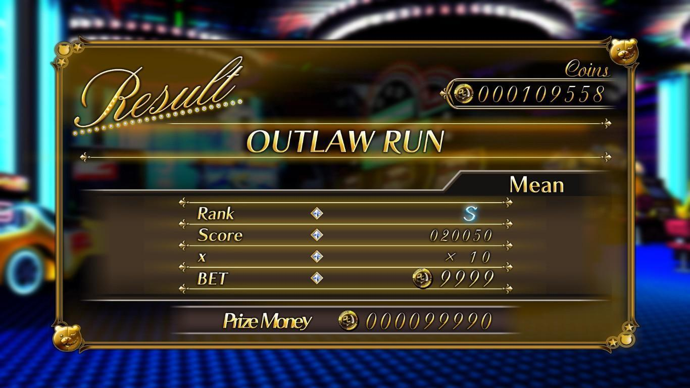 V3: Killing Harmony - How to Get an S in Outlaw Run