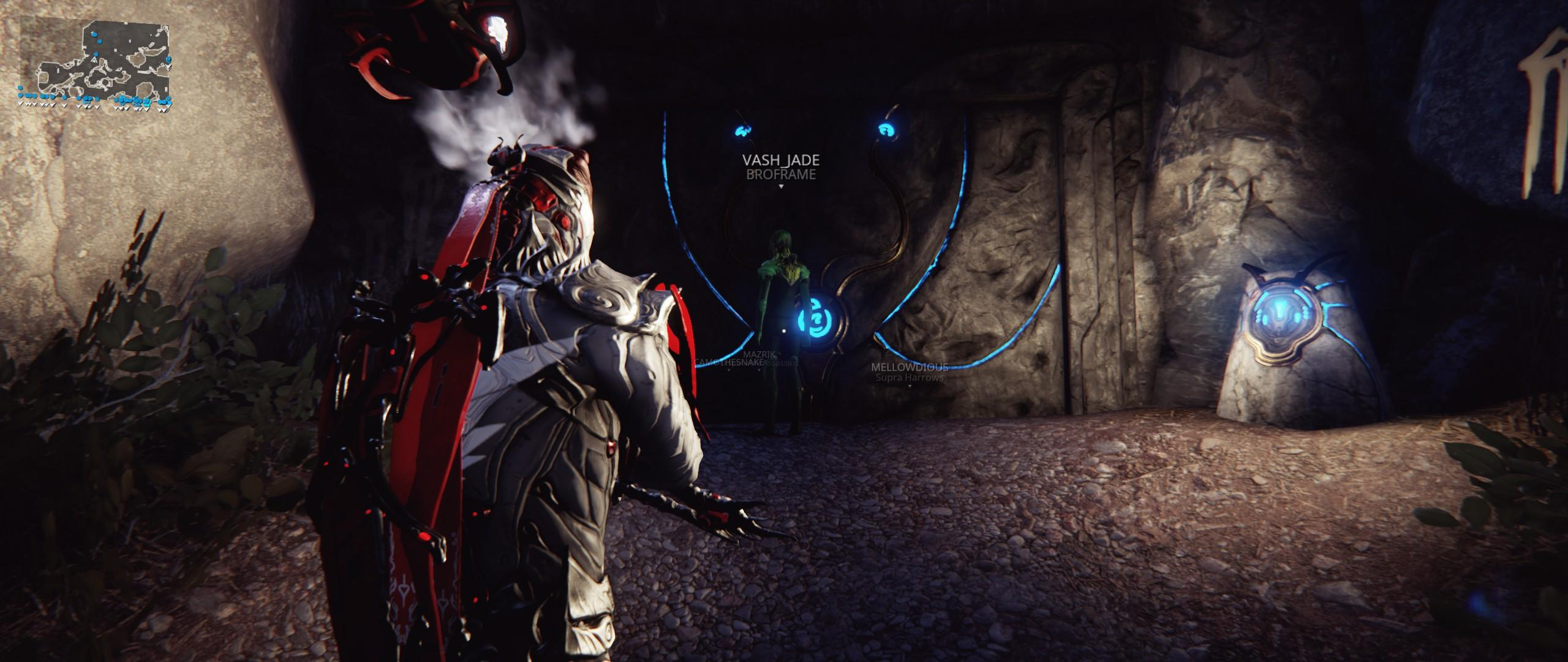 Warframe - How to Get Brand New Operator Armor and Weapons