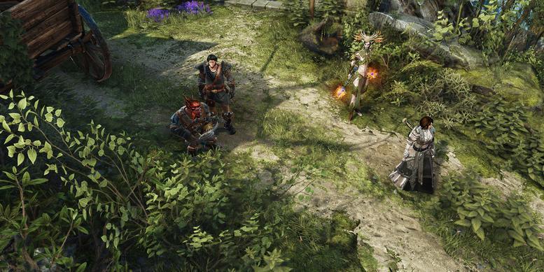 Divinity: Original Sin 2 - Beast / Fane Honour Build - Eternal Knights