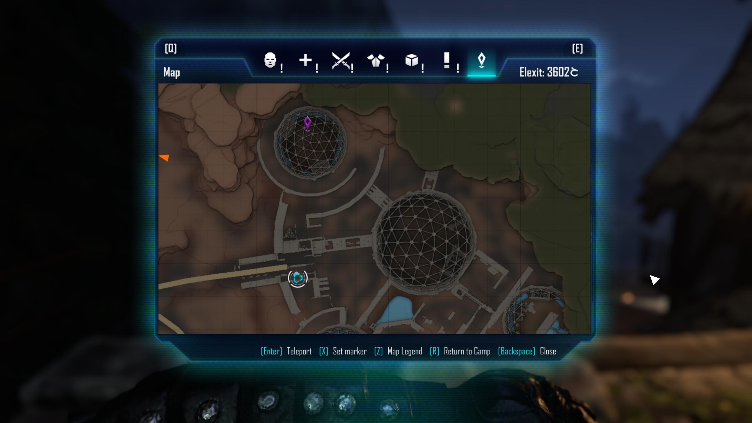 Elex Karte Teleporter.Elex Map Pieces Location